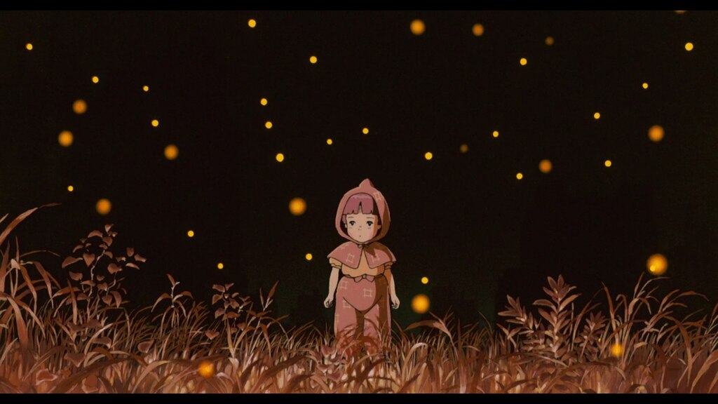 Grave of the Fire Flies Anime
