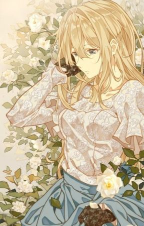 Violet Evergarden Anime Drawing